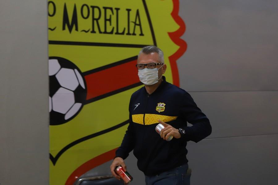 José Luis Higuera, dueño del Atlético Morelia