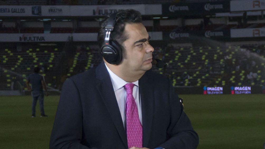 Ángel García Toraño, comentarista de ESPN, reveló que dio positivo por coronavirus | RÉCORD