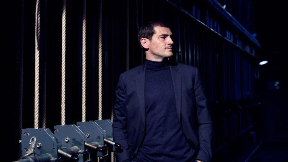 Iker Casillas, exportero del Real Madrid