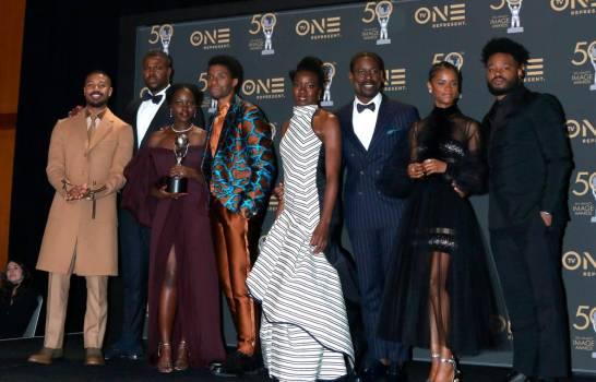 Elenco de la primer entrega de Black Panther