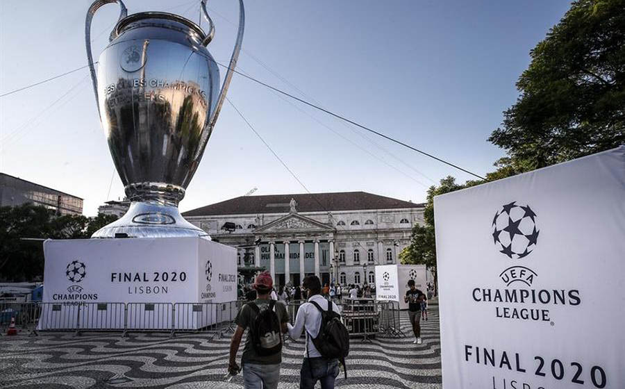Evento previo a la Final de la Champions League 2020