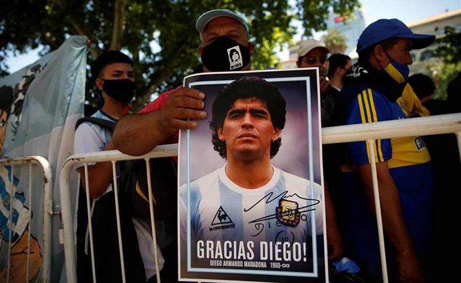 Diego Maradona: Informe concluyó que El Pelusa tuvo cuidados médicos  deficientes e inadecuados