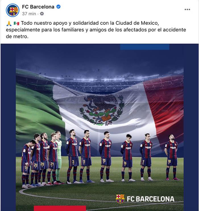 FACEBOOK @FCBARCELONA