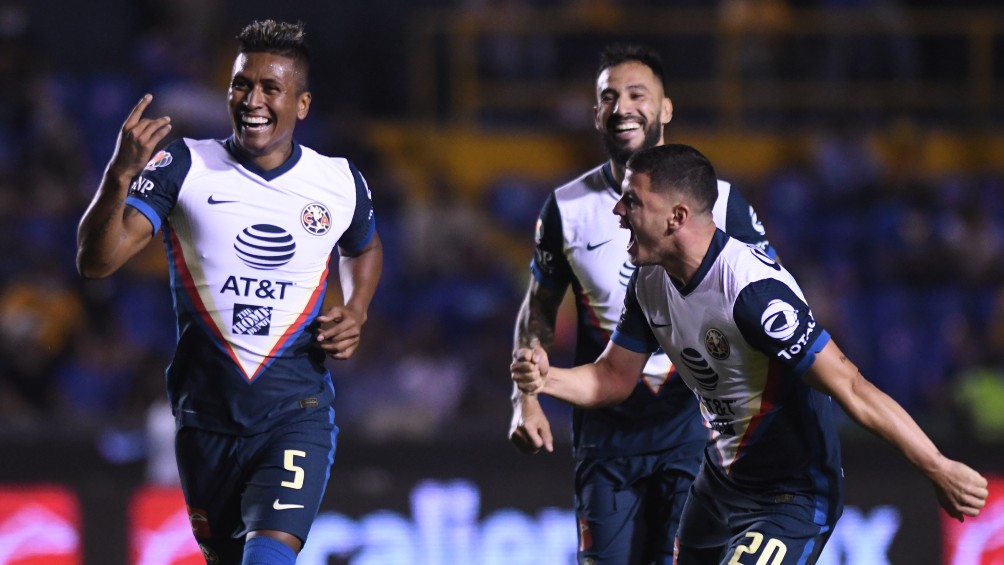 América presented its new away uniform for the 2021/22 season