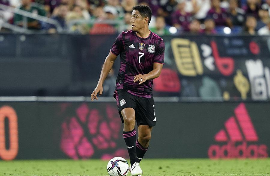 Romo con la Selección Mexicana