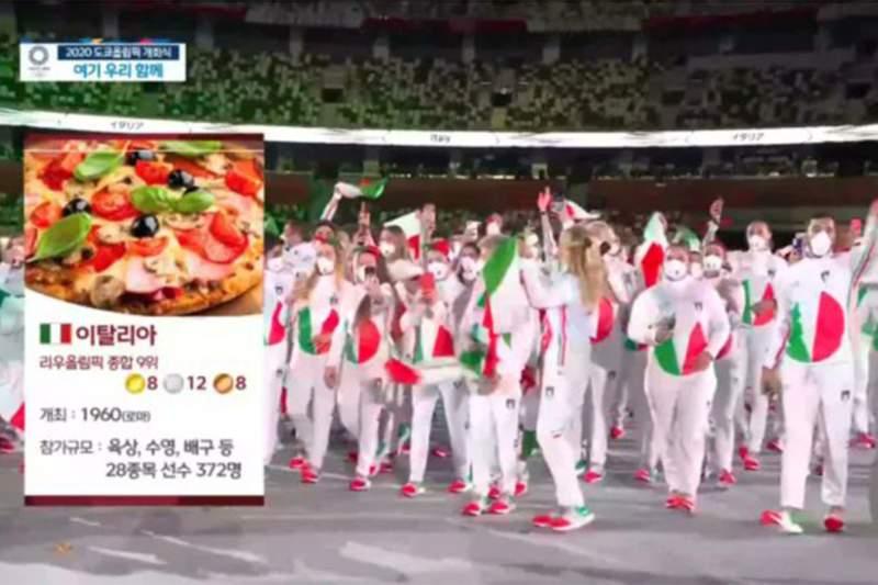 Cadena de Corea del Sur se disculpa por cobertura racista de Tokio 2020; mostró imágenes que estereotipan a los países