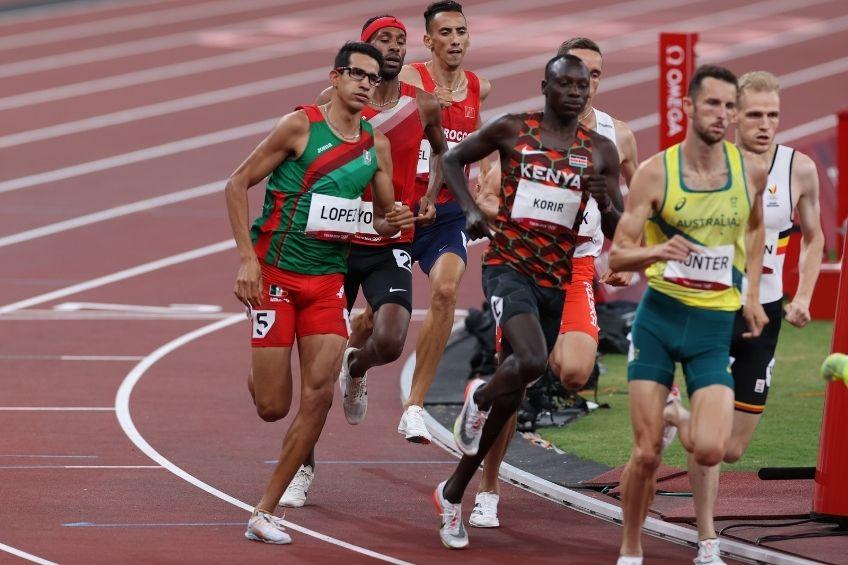 Tokio 2020: Tonatiuh López se quedó a tres centésimas de la Final de los  800m