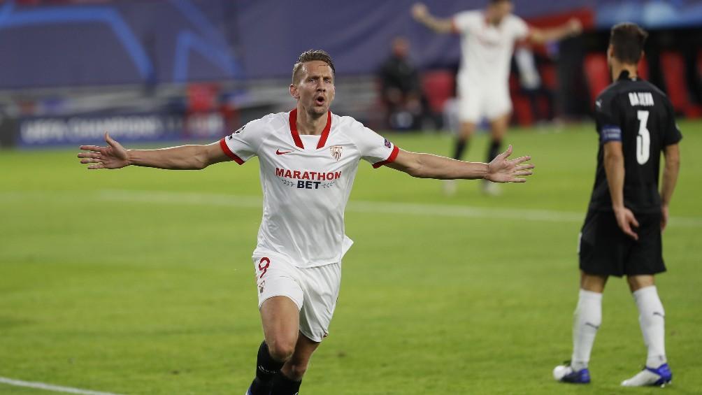 Luuk de Jong, quien sonara para el América, reforzaría al Barcelona