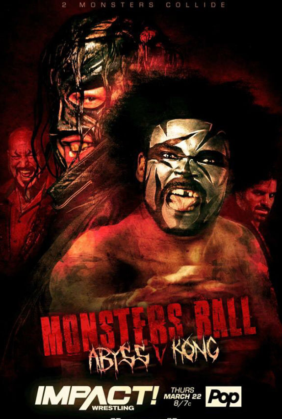 Impact Wreslting tendrá un Monster Ball