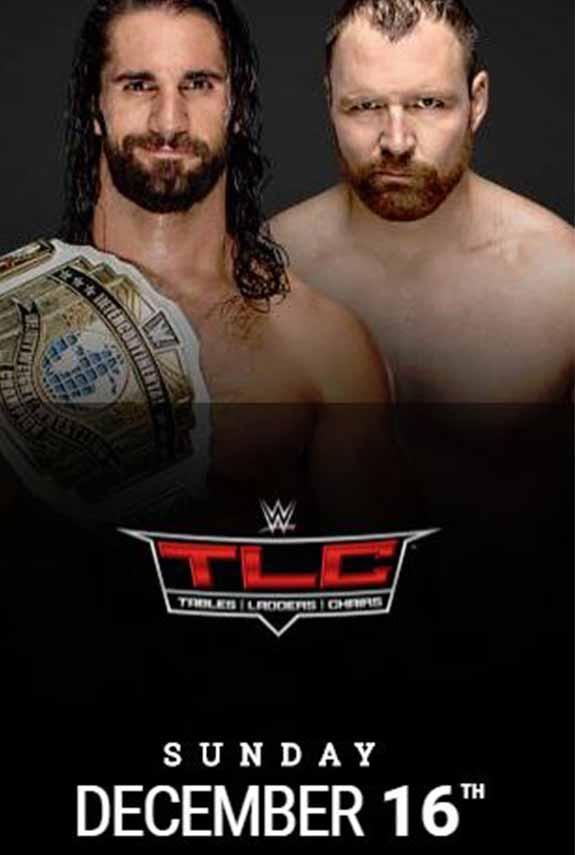 Mano a mano entre Rollins y Ambrose