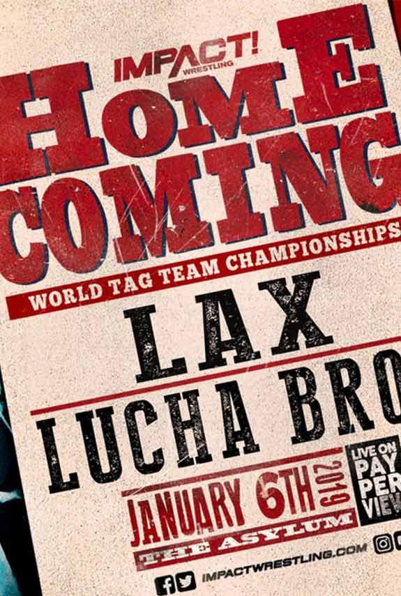 Lucha Bros van por títulos en pareja
