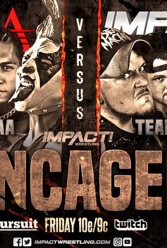 AAA invadirá Impact