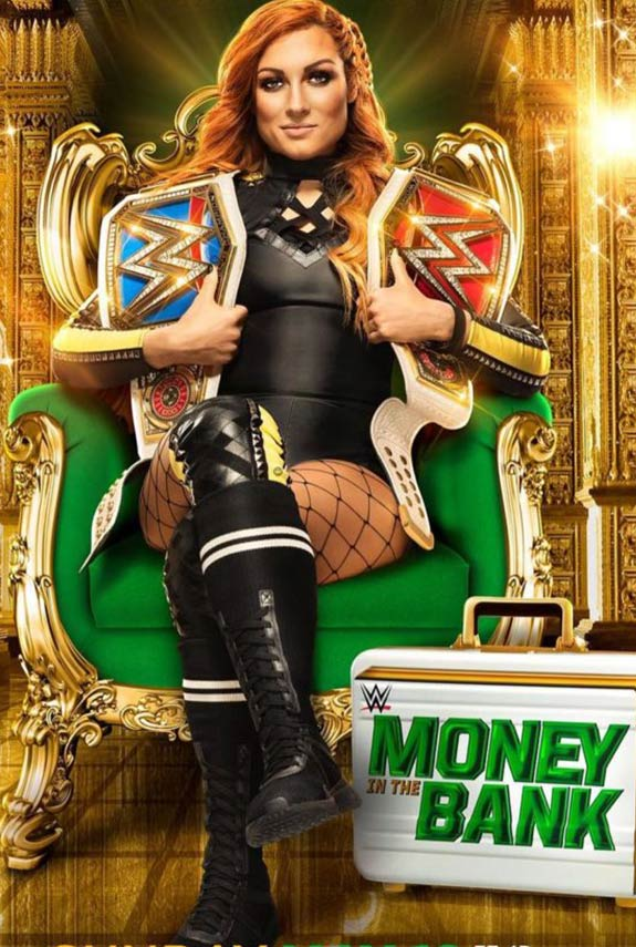 Se acerca Money in the Bank
