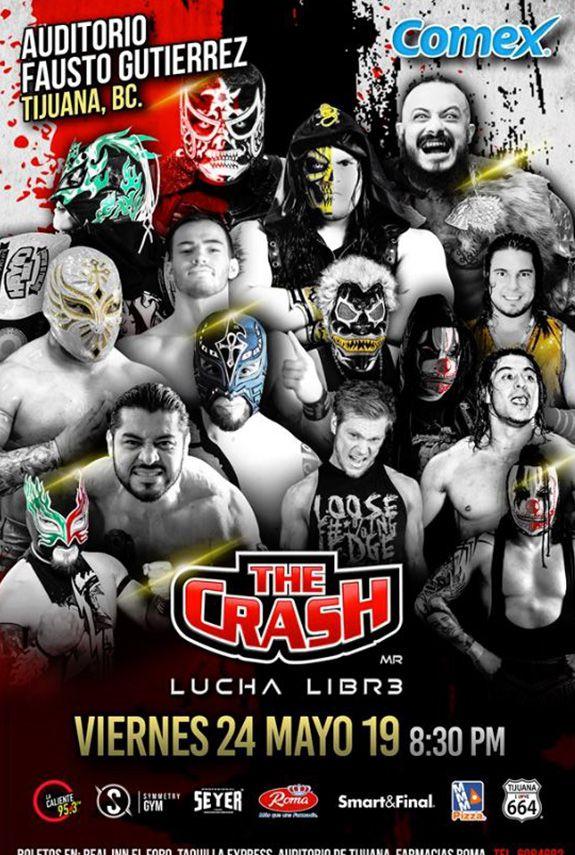 Lucha Brothers irán por títulos en pareja