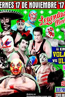 Noche de Leyendas Arena México
