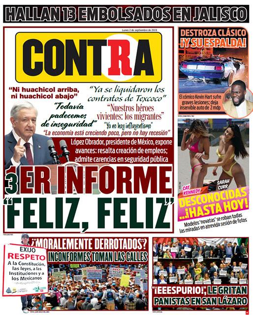 Portada Contra 02-09-2019