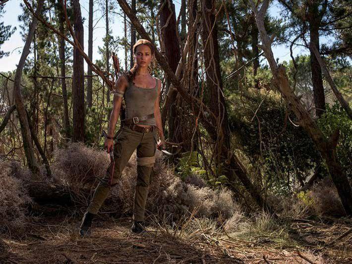 La actriz Alicia Vikander dará vida a 'Lara Croft', personaje del videojuego de aventuras Tomb Raider