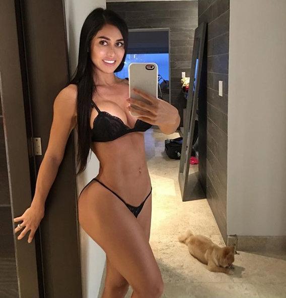 Joselyn Cano Sensualidad Mexicoamericana Récord