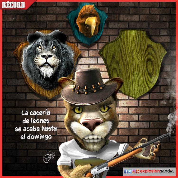 Cacería de leones