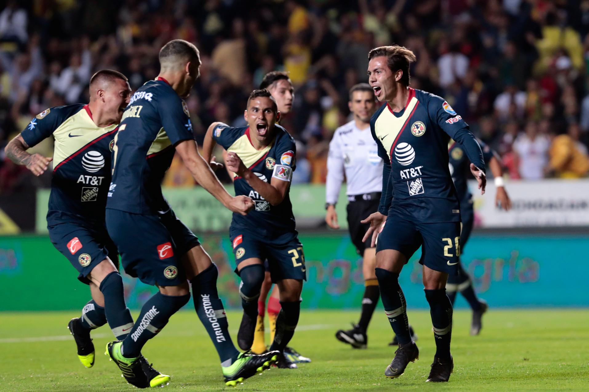 Revive los mejores momentos del empate entre Monarcas y América 2fbad0b818a71