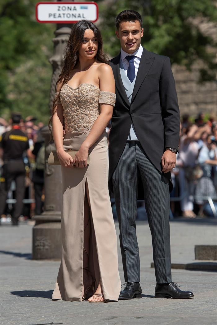 Disfruta de las mejores imágenes de la boda de Sergio ...