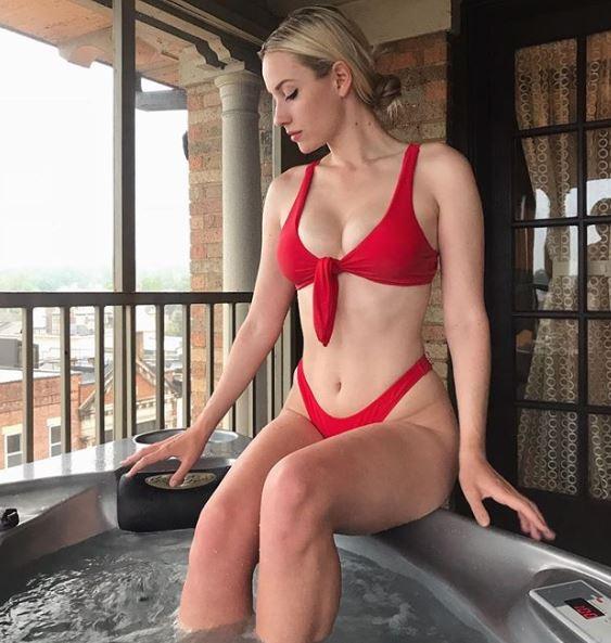 Paige Renee Spiranac, la golfista más sexy del mundo   RÉCORD