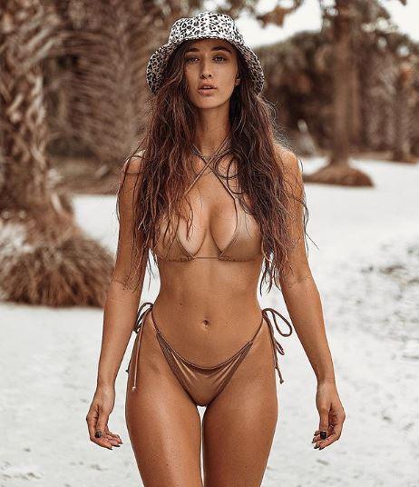 Natalie Roush, belleza de la Florida para el mundo