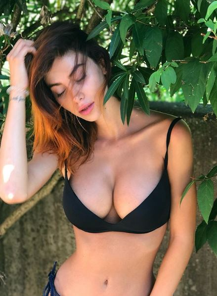 Valentina Fradegrada, italiana que te dejará encantado