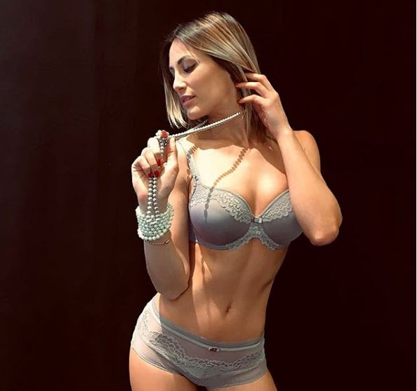 Valentina Bonariva, bailarina italiana que te dejará sin aliento