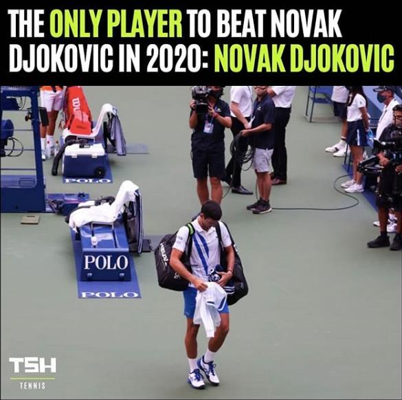 Djokovic Los Mejores Memes De La Eliminacion Del Serbio Del Us Open Record