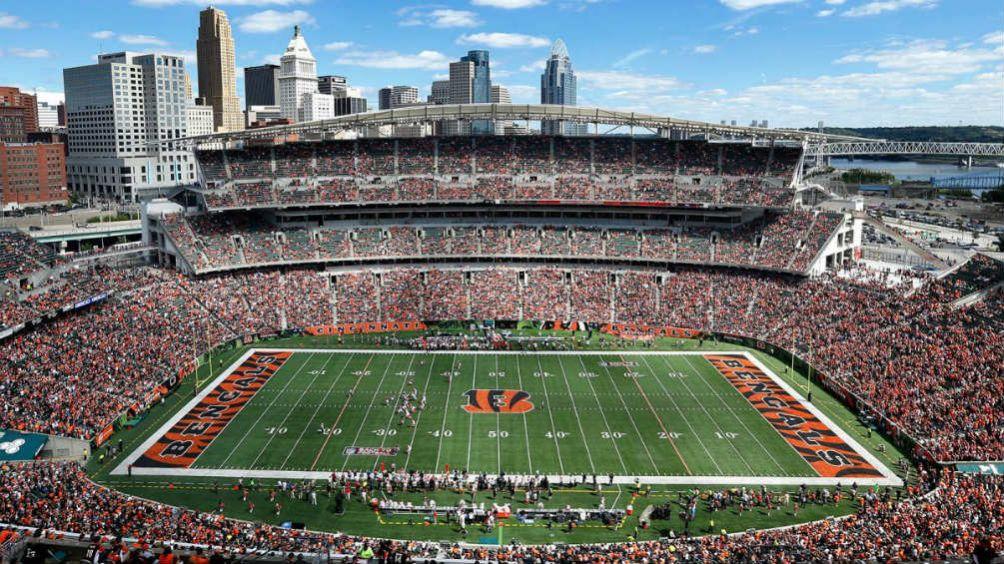 Panorámica del Paul Brown Stadium