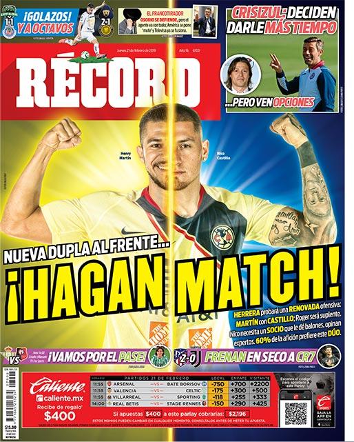 Hagan Match
