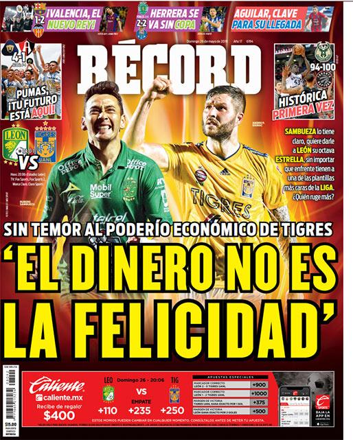 León, sin temor al poderío económico de Tigres