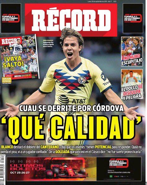 Cuauhtémoc Blanco se derrite por Sebastián Córdova
