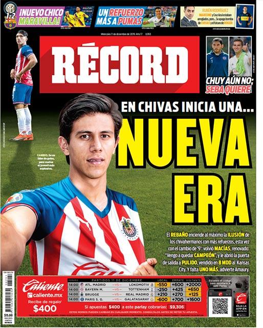 Chivas inicia una nueva era