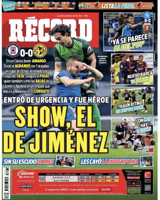 Show, el de Óscar Jiménez