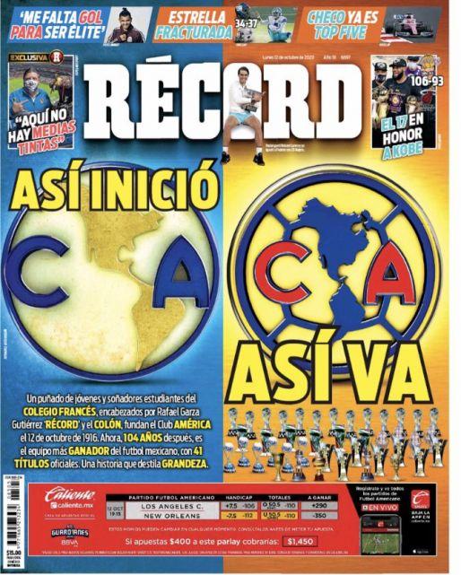 Fundación del Club América
