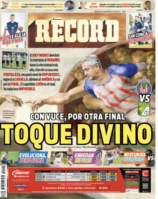 Con Vucetich, Chivas va por otra Final