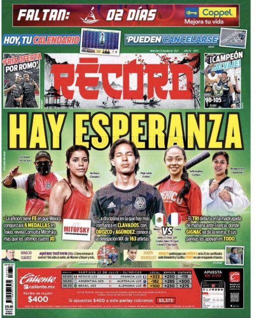 Hay esperanza en México