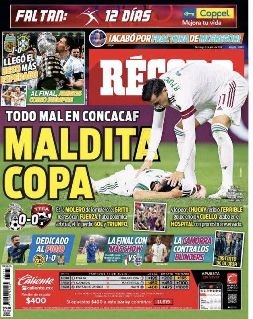 Maldita Copa Oro