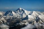 Así luce el Monte Everest bajo los rayos del sol