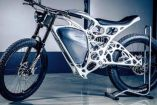 'Light Rider', la primera moto que se fabrica en una impresora 3D