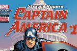 Portada del cómic 'Capitán América:  Steve Rogers #1'