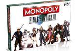 El arte que tendría el Monopoly de Final Fantasy VII