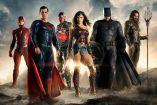 Cartel promocional de Justice League