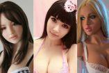 Modelos de prostitutas robóticas
