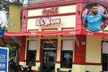 Sandwichería 'Kun' antes de cambiar el nombre