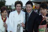 Jóvenes japoneses han elegido el celibato