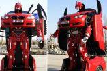 'Letron' el primer BMW transformado en robot