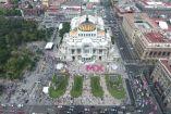 Momento en que se forma CDMX en Bellas Artes